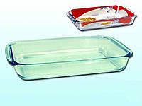Форма для запекания стеклянная 2,2 л прямоугольная 32121006 ТМ MARTEX