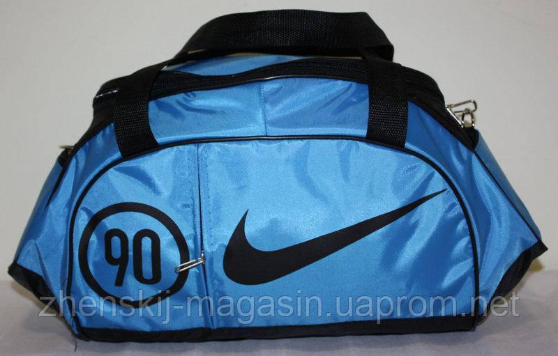ebc162cb674f Сумка NIKE 90 синяя серая голубая розовая, цена 240 грн., купить  Днепропетровск-Харьков — Prom.ua (ID#188989845)