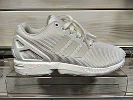 Оригинальные женские кроссовки Adidas ZX Flux S79093 white