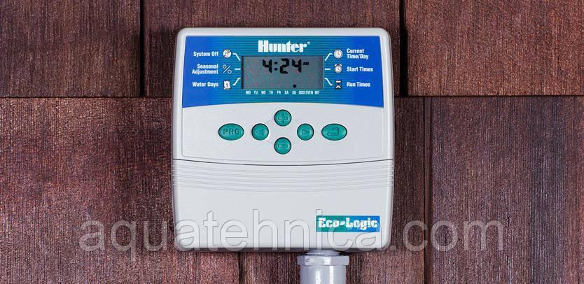 Контроллер управления поливом 6 зон внутренний HUNTER