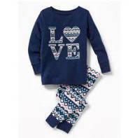 Пижама для девочки Олд Неви