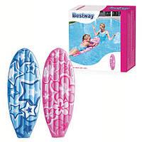 BW Плотик 42046 (24шт) доска для серфинга 114*46 см