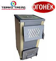 Твердотопливный котел Огонек КОТВ-25П. , фото 1