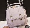 Сумка-рюкзак Sujimima серый С177