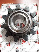 LA323317050 звездочка привода транспортера наклонной камеры, ОРИГИНАЛ AGCO, Laverda