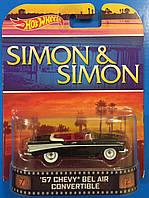Коллекционная машинка Hot Wheels Chevy Bel Air Gasser