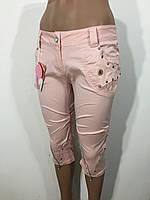 Шорти жіночі літні К-006 рожеві 26-28