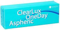 Одноденні контактні лінзи ClearLux OneDay