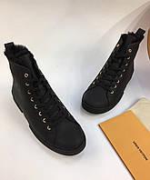 Мужская Louis Vuitton обувь зимняя