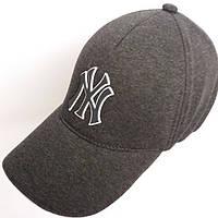 Бейсболка New York  трикотажная р 56-59, разные цвета, фото 1