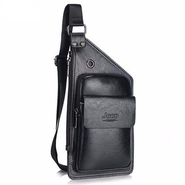 bda0506ae071 мужская сумка Jeep Slg 17515 черная интернет магазин Beriua