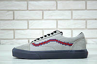 Женские кеды Vans Old Skool Nintendo Grey