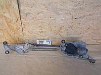 8251A031 Трапеція механізм моторчик склоочисника переднього 159300-1051 Mitsubishi Outlander XL; ASX, фото 1