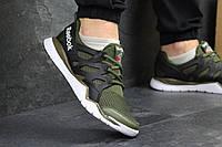 Мужские кроссовки Reebok TR 3.0 тёмно-зелёные, фото 1