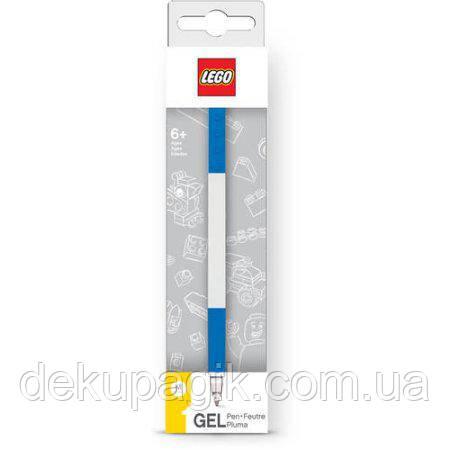 Lego Ручка гелевая синяя 1 шт 51476