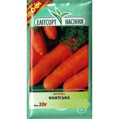 Семена моркови Нантская 10 г