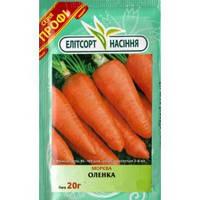 Семена моркови Аленка 10 г