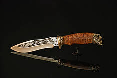 """Нож для охоты """"Дикий вепрь"""", 40Х13 (наличие уточняйте)"""