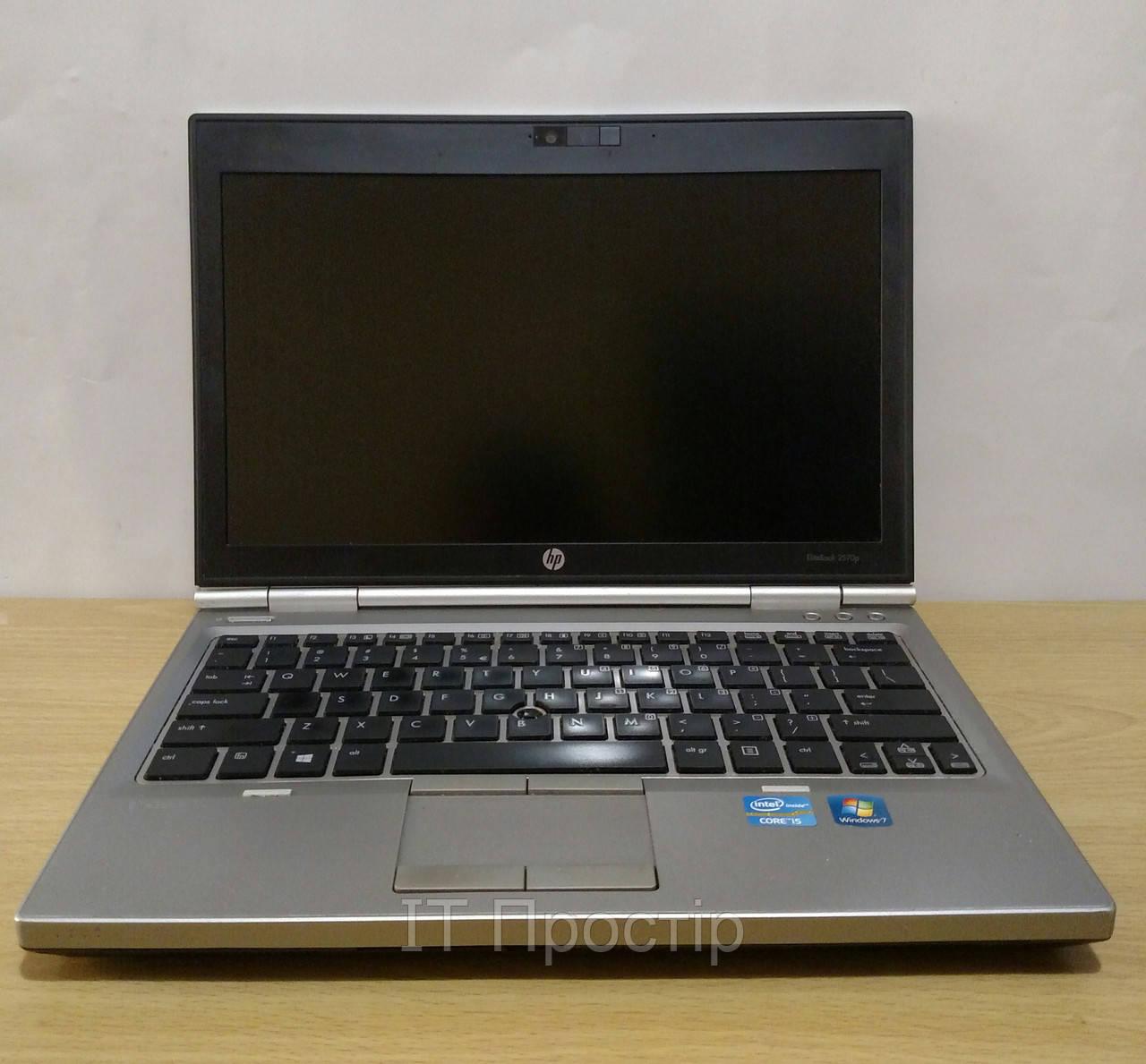 HP Elitebook 2570p/12.5