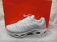 Женские кроссовки  Nike air Max 95 Tn plus белые, фото 1