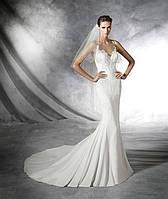 Свадебное платье с лейсами