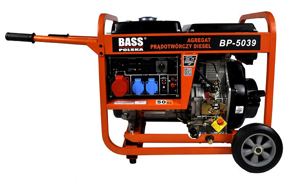 Дизель-генераторная установка 6,5 кВт