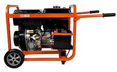 Дизель-генераторная установка 6,5 кВт, фото 2