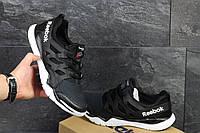 Мужские кроссовки Reebok TR 3.0 чёрно-белые, фото 1