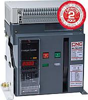 Автоматичний вимикач з електронним блоком керування CNC BA79E-2000 630-2000А