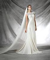 Класическое свадебное платье