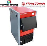 Котел ProTech (Протечь, Протех, Протек) Дровяной ТТ - 15с D Luxe