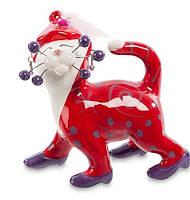 """Фарфоровая фигурка кошка """"Кэтти в вечернем наряде"""" (Pavone) CMS - 31/45"""