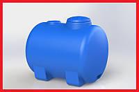 Горизонтальная Пластиковая Емкость для Воды RPH-1000