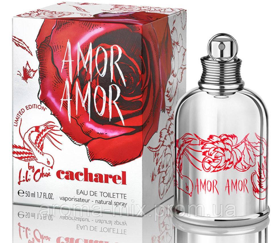 Amor Amor by Lili Choi Cacharel - женская туалетная вода