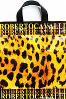 """""""Пакет полиэтиленовый Типа Петля. """"ROBERTO CAVALLI"""" упаковка 25 шт.  Ширина: 29 см. Высота: 34 см."""""""