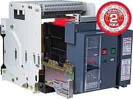 Автоматичний вимикач з електронним блоком керування CNC BA79E-4000, 4000А, 3P, 415V (80kA)