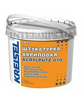 Короед-Акриловая штукатурка Крайзель AKRYTYNK База А 3,0мм, 25 кг