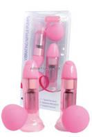 Вакуумная помпа для груди Premium Range Vibrating Nipple Pumps