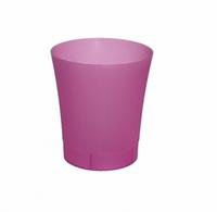 Орхідейниця ОРХІДЕЯ 125 фіолетовий прозорий, пластик