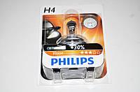 Лампа галогенная Philips H4 Vision +30% (12342PRB1)