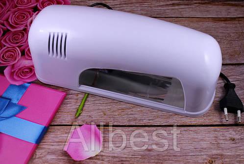 Ультрафиолетовая лампа (UV). УФ-сушилка для ногтей 9 W HC-906
