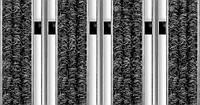 Грязезащитная решетка - текстиль + Скребок