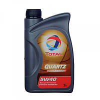 Синтетическое моторное масло Total Quartz 9000 Energy 5W40 1л