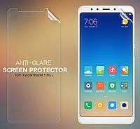 Защитная пленка Nillkin Crystal для Xiaomi Redmi 5