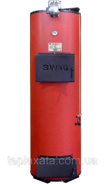 Опалювальні твердопаливні котли тривалого горіння Swag (Сваг) 15 D