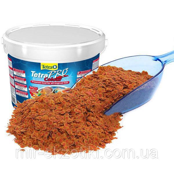 Tetra Pro Color(Тетра Про Колор) корм для рыб, усиливающий естественную окраску   40гр( на развес)