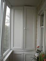 Балконный шкафчик Киев. Мебель на балкон, фото 1