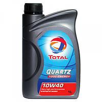 Полусинтетическое моторное масло Total Quartz 7000 Energy 10W40 1л