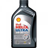 Синтетическое моторное масло Shell Helix Ultra ECT C3 5w/30 1л
