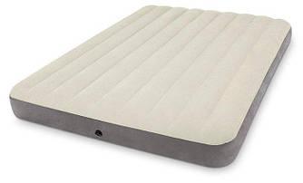 Двуспальный надувной матрас Intex 152x203x25 см (64103)